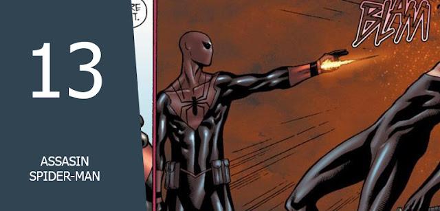 assasin spiderman adalah