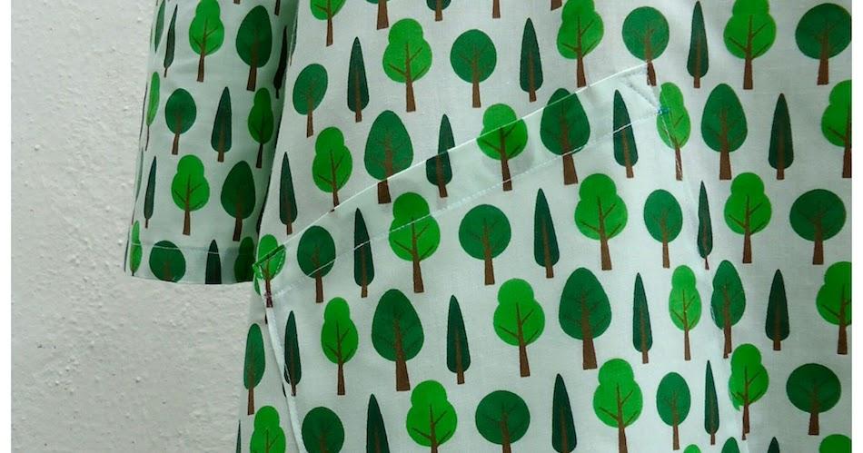 Ivy Arch: Trapeze Tree Dress