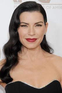 جوليانا مارغوليس (Julianna Margulies)، ممثلة أمريكية، من مواليد يوم 8 يونيو 1966