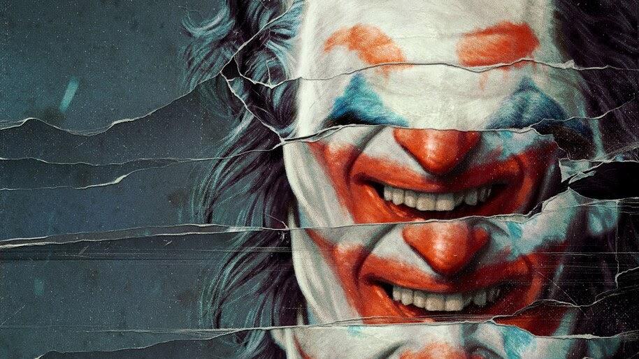 Joker Laugh 2019 Movie Poster 4k Wallpaper 5 805
