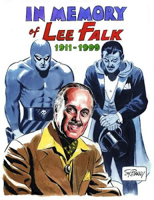 Biografi Lee Falk, Pencipta Superhero The Phantom