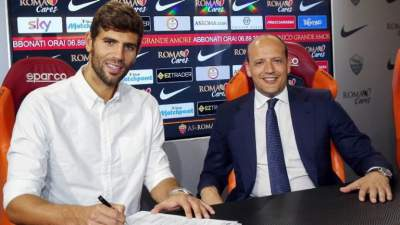 """Fazio - """"We couldn't get by without him"""""""
