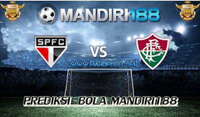 AGEN BOLA - Prediksi Sao Paulo vs Fluminense 26 Juni 2017