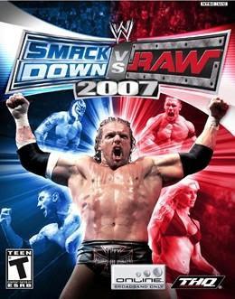 WWE Smackdown VS Raw 2007 Torrent Download