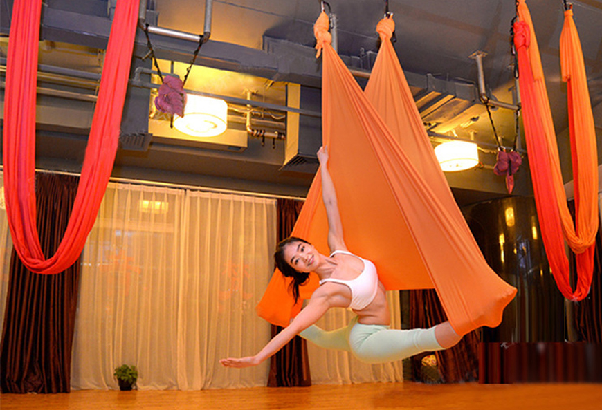 võng tập yoga