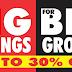 Up to 30% Big Savings on Big Groups at Sambo Kojin