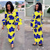 Colourful Trendy Ankara Fashion Dress Styles for Beautiful Ladies