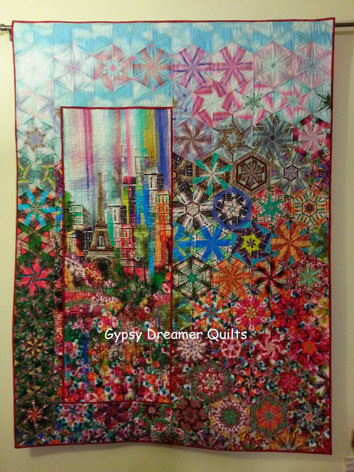Gypsy Dreamer Quilts 2015 Finishes