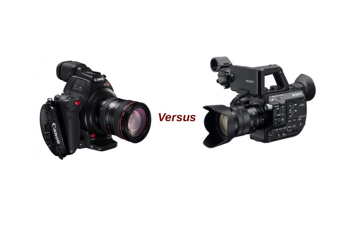 Hybrid Camera Revolution: Is the 4K Sony FS5 a 1080p Canon