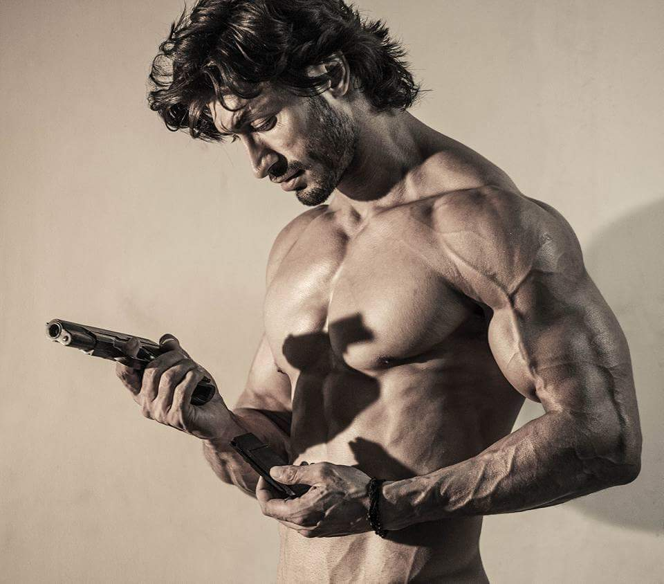 Actor Vidyut Jammwal Photo shoot