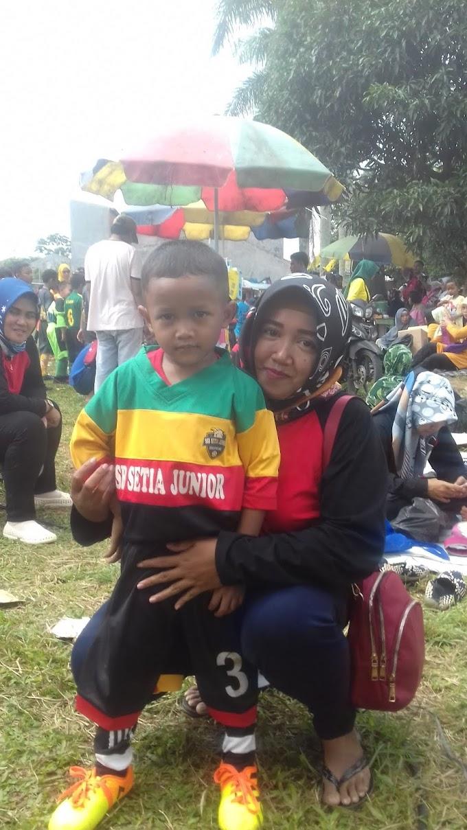Syarif Alfadil Pemain Termuda Turnamen SSB HUT Bintang Fajar