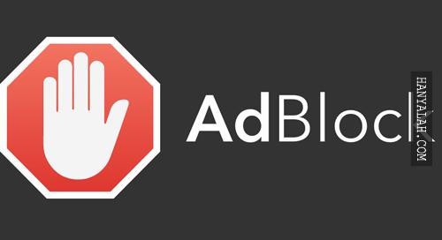 Cara install AdBlock untuk Android tanpa Root