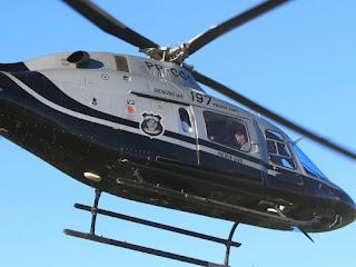 Helicóptero que participava da chacina em Doverlândia em Goiás cai e 7 pessoas além do principal suspeito morrem