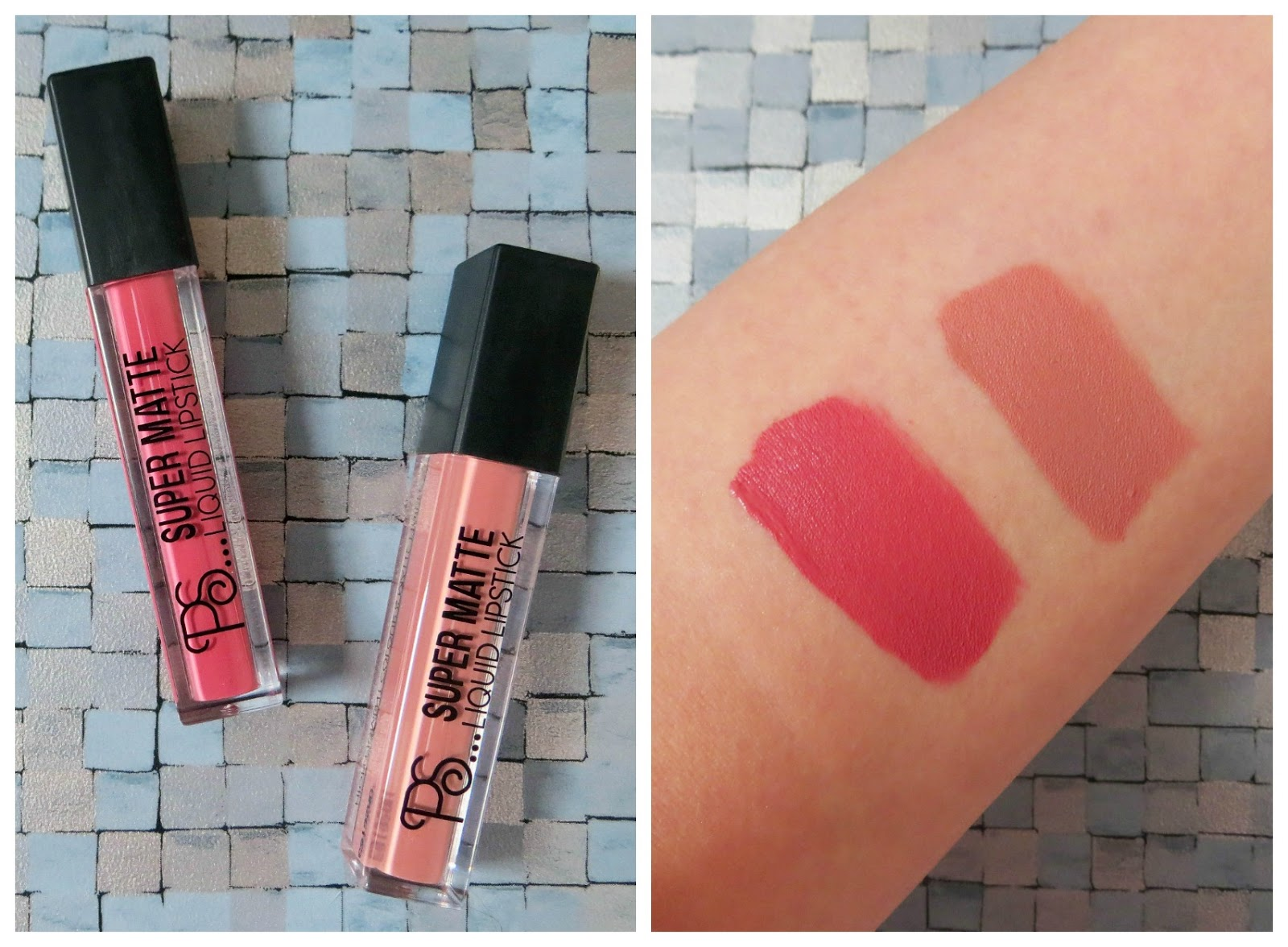 Dainty Ditsy Tried And Tested Primark Beauty Super Matte Liquid Lipsticks