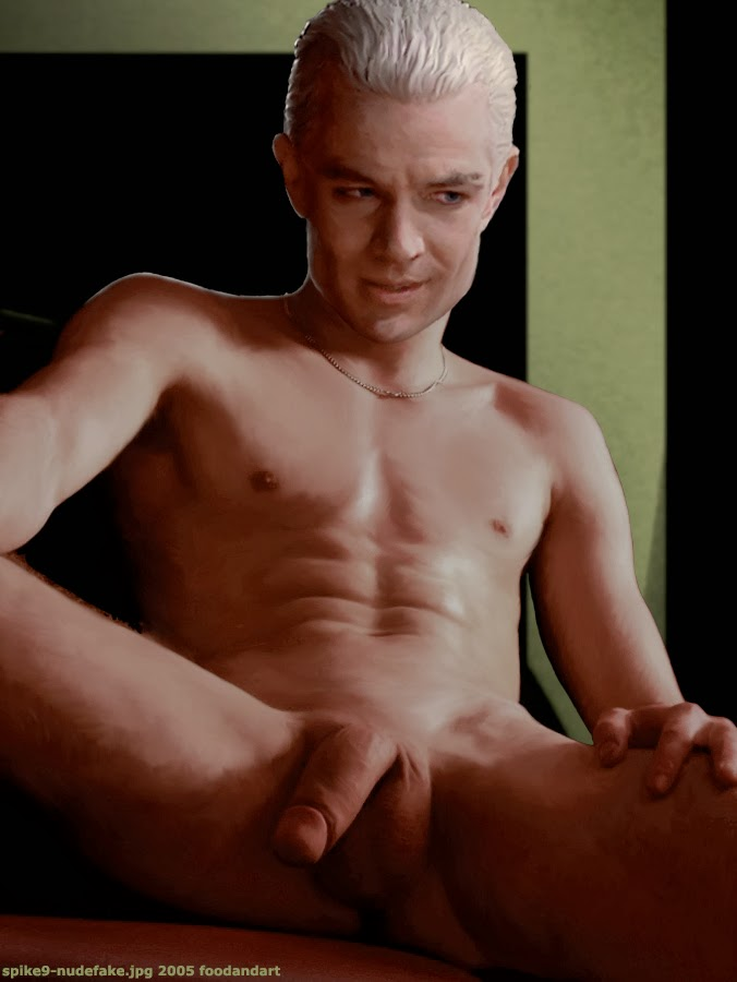 James marsters spike nude