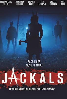 Jackals Chacais filme de terror 2017