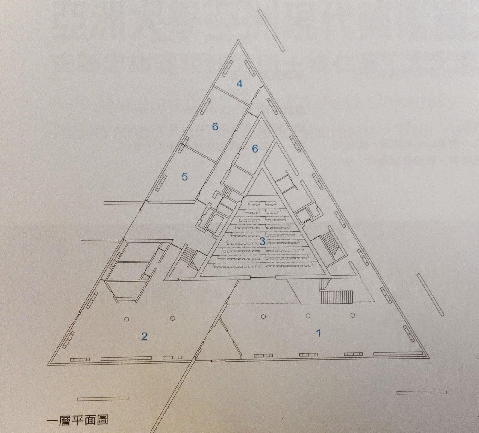 Triangular Floor Plan Arts Wise Photo Journal Taiwan 7 8 2014 Part 1