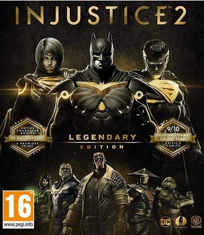 โหลดเกมส์ Injustice 2 Legendary Edition