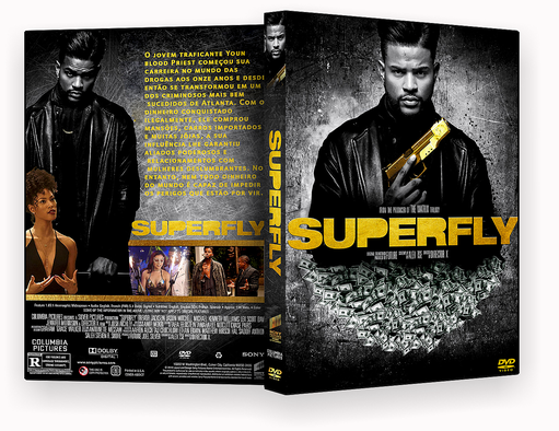 CAPA DVD – SUPERFLY DVDR