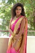 pavani new photos in saree-thumbnail-30