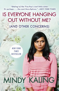Is Everyone Hanging Out Without Me? (And Other Concerns) by Mindy Kaling. A fun, smart, highly-entertaining read. Click through for full review. Via Diamonds in the Library.
