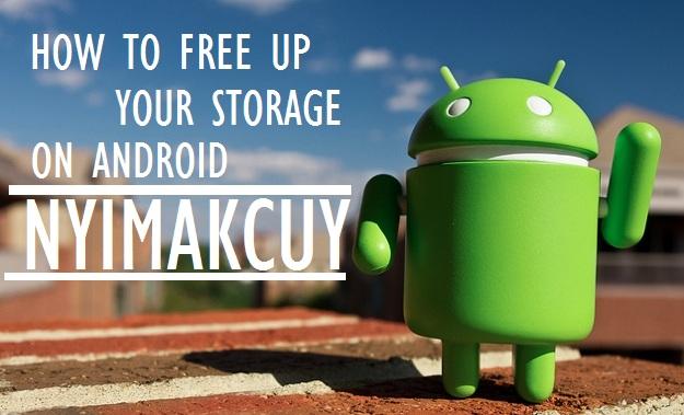 Cara Melegakan Memori Penyimpanan Pada Android