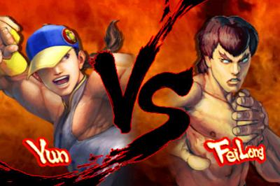volt1 Escondam os noobs! Yun e Fei Long são os novos personagens em Street Fighter Volt