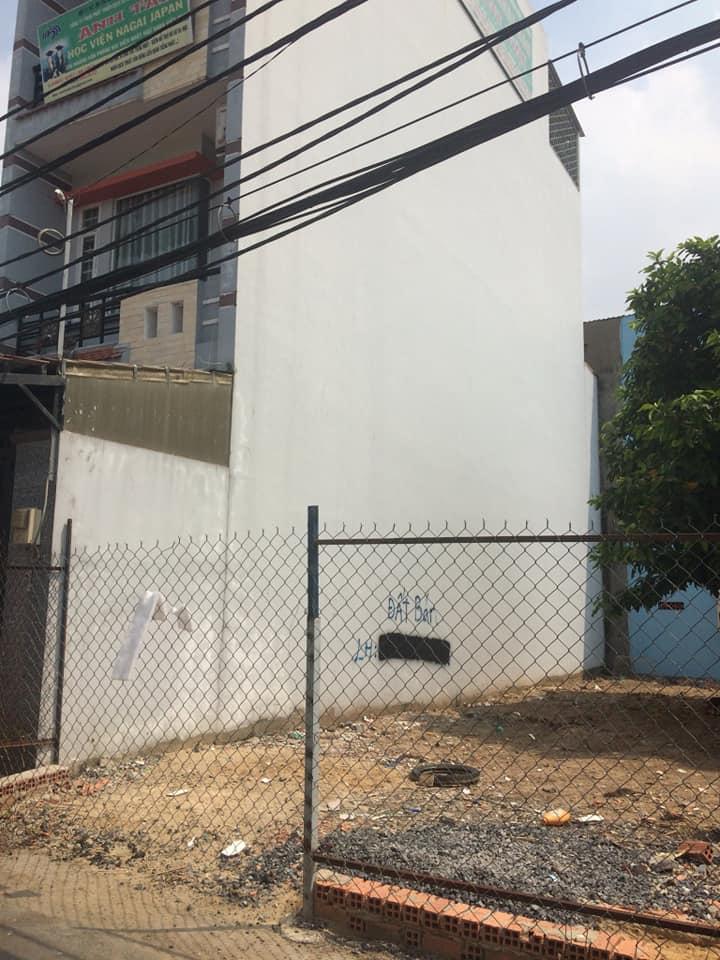 Bán đất mặt tiền đường số 2 Lê Văn Quới, Bình Hưng Hòa A, quận Bình Tân giá rẻ