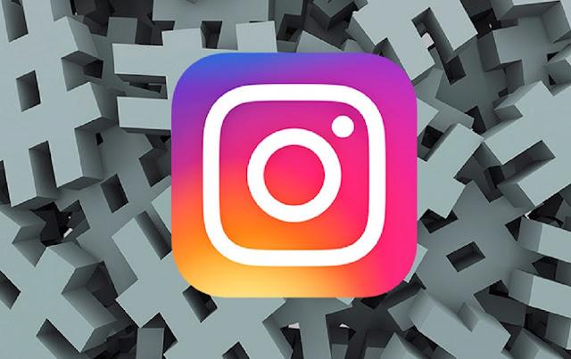 زيادة لايكات ومتابعين على إنستغرام instagram عن طريق الهاشتاج