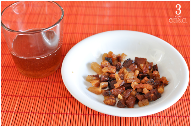 como fazer maionese de bacon