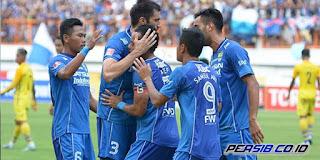 Persib Bandung Atasi Persegres Gresik United 2-0