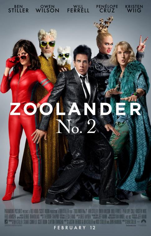 Zoolander 2 - HD 720p