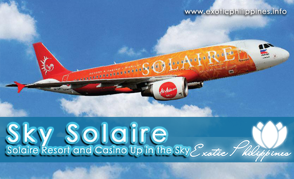 Sky Solaire Solaire Resort and Casino Up in the Sky