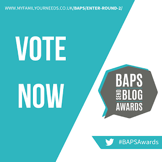 BAPS SEND Blog Awards