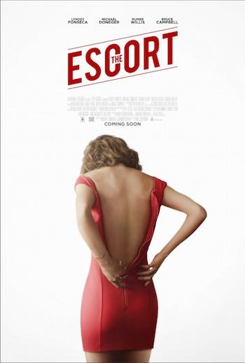 The Escort (2015) 720p DVDScr x265 350MB