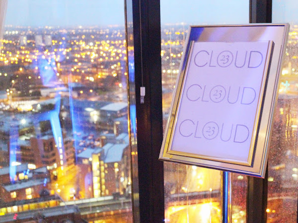 Cloud 23: Cocktails in the City