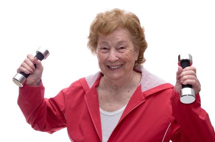 frugal fitness case study sedentary female senior