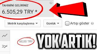 Youtube ile para kazanma yöntemleri, Youtube'dan para kazanma