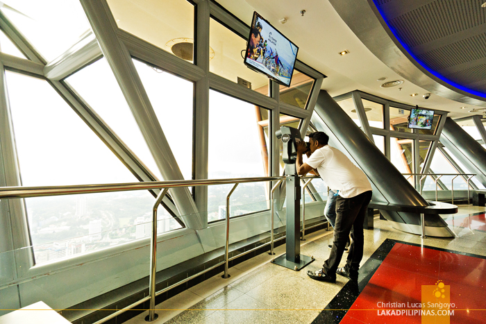 KL Tower Viewing Deck Kuala Lumpur