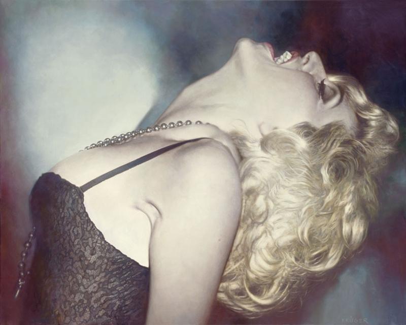 Madonna - Nuevo Realismo Pop - Sebastian Krüger 1963