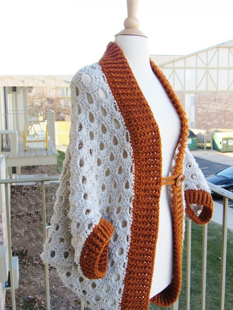 Crochet Blanket Sweater