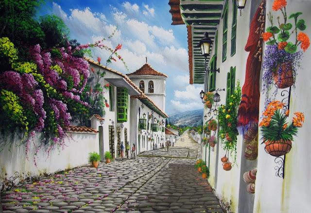 Pintor José Raúl Rodríguez Galán