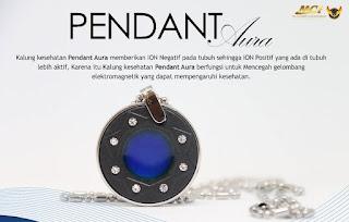 Kalung Pendant Aura dan Manfaatnya untuk Kesehatan