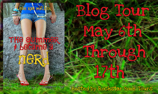 Blog Tour: The Summer I Became a Nerd by Leah Rae Miller