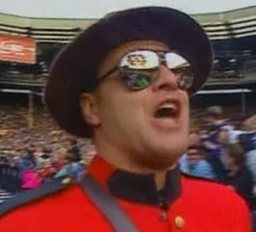 WWF / WWE - Summerslam 1992 - The Mountie was a riot in his opening six-man tag teaming with The Nasty Boys