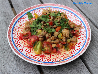 Carole's Chatter: Chicken Larb