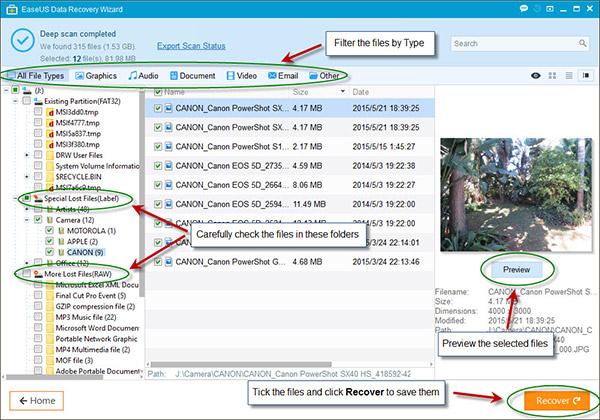 3 Langkah Mudah Mengembalikan Data Yang Terhapus