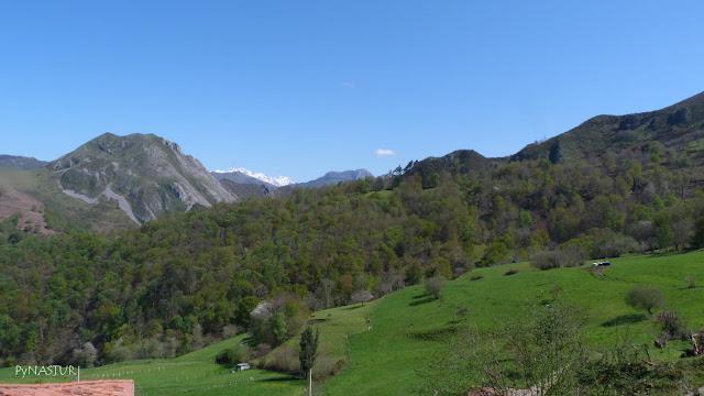 Vistas desde Pesquerín - Piloña - Asturias