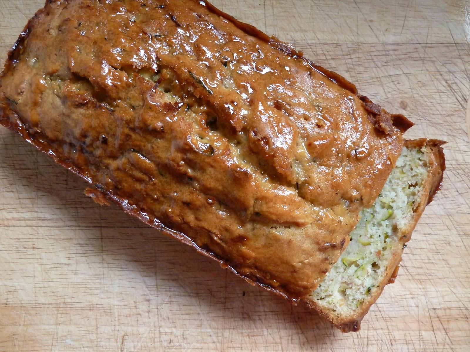 Cake Courgette Omni