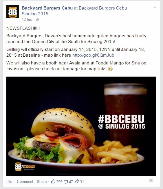 Backyard Burger Locations teaser: backyard burgers cebu - food, travel and whatevs